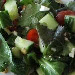 Tines salat